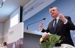 Foto von Hermann Gröhe auf Gesundheitsberufe-Kongress von CDU/CSU