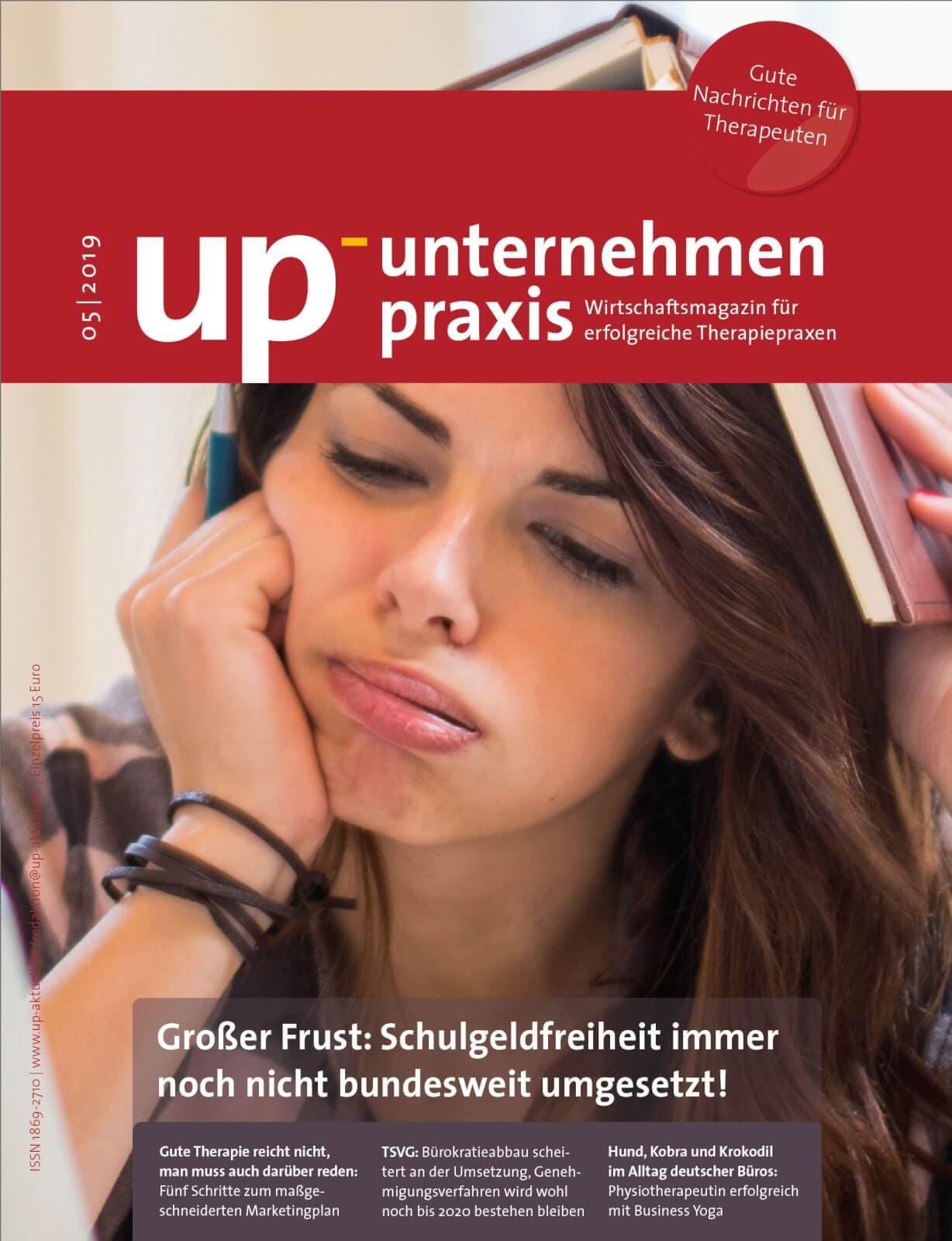 Ausgabe 5/2019 Großer Frust: Schulgeldfreiheit immer noch nicht bundesweit umgesetzt!