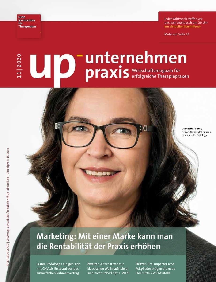 Ausgabe 11/2020 – Mit einer Marke kann man die Rentabilität der Praxis erhöhen